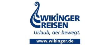 Logo Wikinger-Reisen - Urlaub, der bewegt