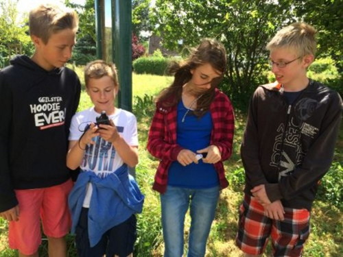 Schulwandern Wettbewerb 2015