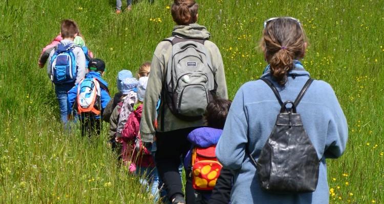 Kita-Wanderung zum Tag des Wanderns 2019 im Spessartbund