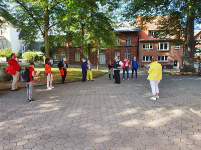 Stadtwanderung zum Tag des Wandern 2020 am 18. September in Bad Oldesloe
