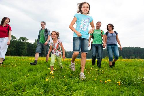 Wandern mit Kindern