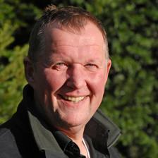 DWV-Naturschutzwart Theodor Arend
