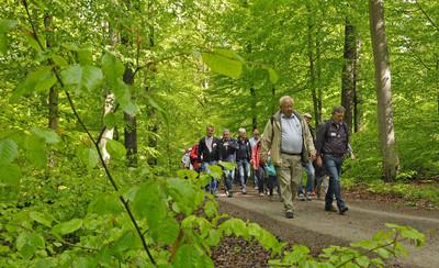 Reden, Vorführungen, Wanderungen und Zeit zum Austausch: Die Gäste der Zentralveranstaltung zum Tag des Wanderns bei Stuttgart freuten sich über eine gelungene Veranstaltung.