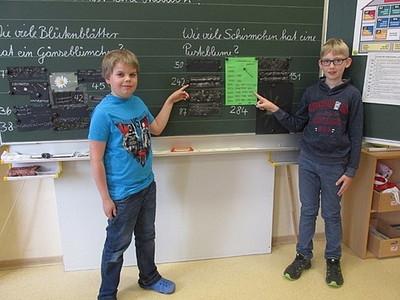 Schulwandern Wettbewerb 2016