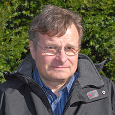 DWV-Wanderwart Jürgen Wachowski