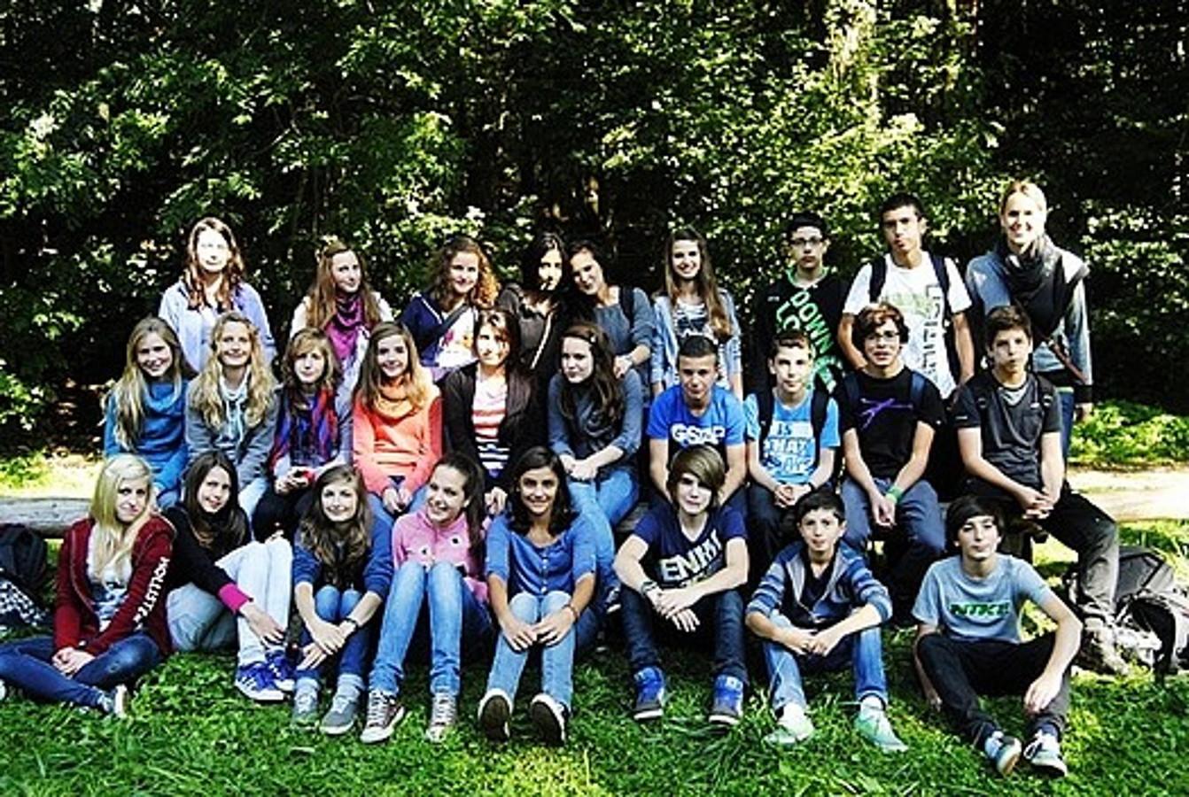 Wettbewerb Schulwandern Aktionstage 2011
